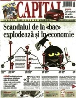 Inchirieri de elicoptere in Romania - articol in ziarul Capital