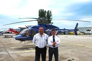 Clientii care au inchiriat elicoptere de la Rent Helicopters