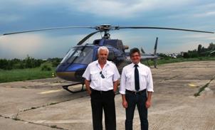 Clientii despre Rent Helicopters-Inchirieri de elicoptere Romania